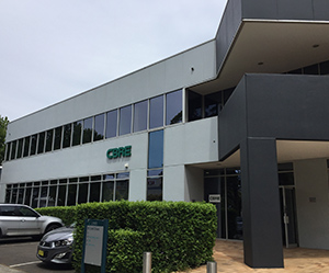 CBRE South Sydney Office