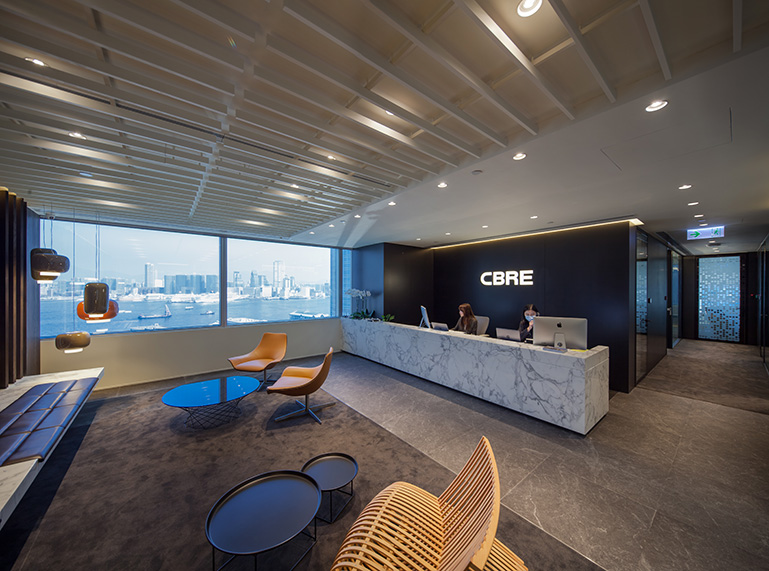 Profile Image - Three Exchange Square Office (CBRE Hong Kong Headquarter)