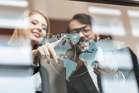 Access the CBRE Global Network