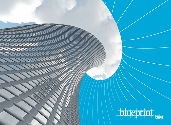 CBRE의 Blueprint