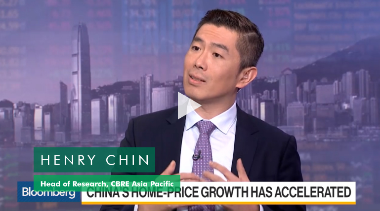 Dr. Henry Chin, Head of Research for Asia Pacific, discusses the resilience in China's property markets, land auctions and how the trade tensions may impact the sector.