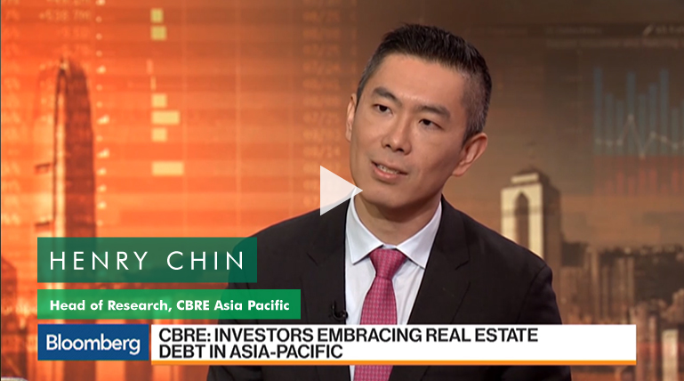 Henry Chin Talks Debt with Bloomberg